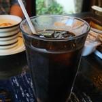 カフェ ド モエ - アイスコーヒー