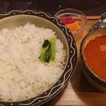三日月食堂 - サガリスープカレー