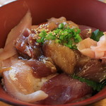 ばんや - まかない丼(1200円)