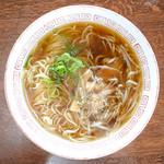 水田食堂 - 料理写真:中華そば