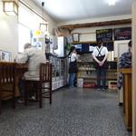 うどん茶屋 - 日常の店内