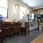 うどん茶屋 - こちらカウンター