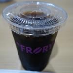 越後川口サービスエリア(上り線)フローリーカフェ - ドリンク写真:(2018/7月)「雪室アイスコーヒー」