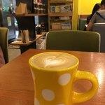 マヌコーヒー - お茶しました