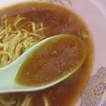 幸来 - スープ、淡い