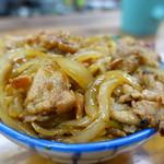 月さむ - 料理写真:豚丼