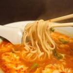 あねタン - 料理写真:太麺リフト