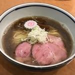 中華そば 堀川 - 醤油そば800円(税込)