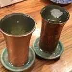 亀は萬年 - お代わり!美和桜 純米吟醸550円