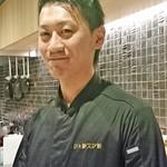 和食Labo 新た - 超イケメンな店員さん(掲載了承済み)