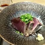 和食Labo 新た - ◆鰹の藁焼き