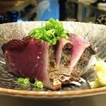 和食Labo 新た - スパッと切られた断面の美しいこと