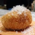 和食Labo 新た - ◆木の子のクリームコロッケ