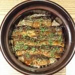 和食Labo 新た - ◆秋刀魚の蒲焼土鍋ごはん