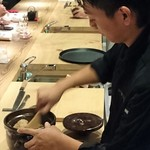 和食Labo 新た - 万遍なく混ぜ込んで下さいます