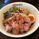 麺食堂 88 - ジャンクそば(スペシャル)税込1000円