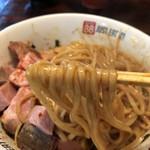 麺食堂 88 - 麺箸上げ