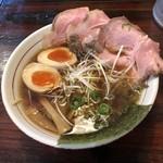 麺食堂 88 - 特製中華そば(税込950円)
