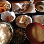 島勝 - 山女定食