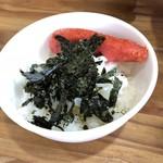 サクラ - 辛子明太子ごはん(税込230円)