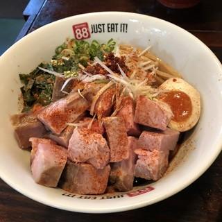 麺食堂 88 - 料理写真:ジャンクそば(スペシャル)税込1000円