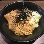 麺達うま家 - 油そば 並/大 730円