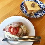 カフェ ド  珈茅 - 幸せな朝食♪