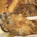 天丼てんや - 牡蠣天ぷら