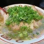 らーめん2国 - 料理写真:らーめん670円