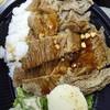 宮木牧場 - 料理写真:メヒアのパワープレート990円
