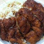 チャボ食堂 - チャボかつ丼