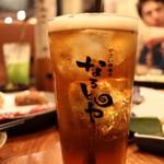 やさい串巻き なるとや - 喫茶チューハイアメリカンコーヒー500円