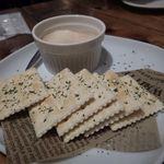 川口ブルワリー - クリームチーズの川口麦みそ漬け480円