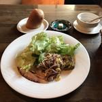 BACIO - 前菜・サラダ・スープ・パン