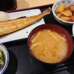 豊田下市場食堂 -