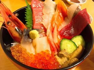 すし処 北の旬 - 海鮮丼