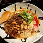 175°DENO担担麺 - 汁なし担々麺(シビレる)
