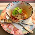 釜くら - 豆腐のパンナコッタ