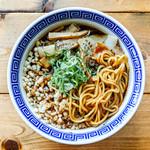 えびすこ - 俺のブラックの麺