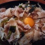 Mell - 豚肉のスタミナ焼き