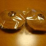 銀座甘楽 - 銀六餅