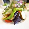 チョッカーナ - 料理写真:ハンバーグ 野菜てんこ盛り