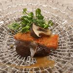 ハクガ - 金目鯛のカダイフ焼き