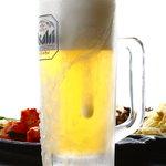 熔岩焼肉 牛火 - 料理写真:10月より毎週金曜日は生ビール各種サワー何杯でも290円に!!