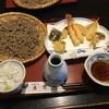石挽きそば 庄栄 - 料理写真:エビザル1580円
