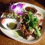 タイ東北料理イサーンキッチン - ガイヤーン ¥980