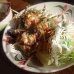 タイ東北料理イサーンキッチン - パッタイ ¥980