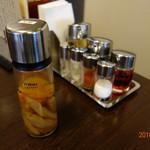 ほおずき - 料理写真:テーブルセット