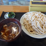 いこいこ - 料理写真:いこいこ 肉汁うどん(590円)_2018-10-05