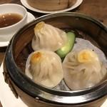 施記 - 上海蟹小籠包